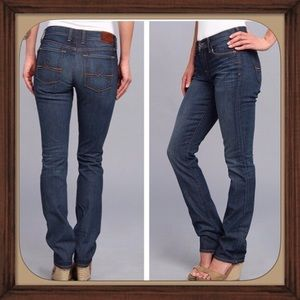 Lucky Brand Sweet'n Low Ankle Jeans Size 12
